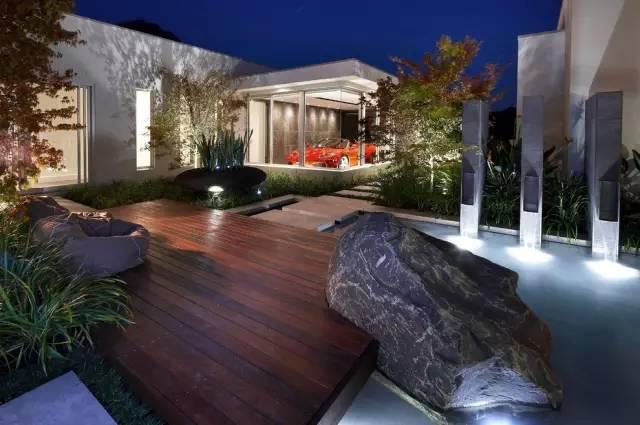 【家居装修】100个美美的院子,总有一款是你的菜! 舒适,时光,家居装修,院子,一款 第96张图片