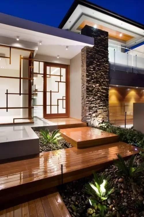 【家居装修】100个美美的院子,总有一款是你的菜! 舒适,时光,家居装修,院子,一款 第98张图片