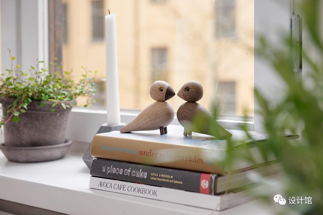 58㎡明快北欧公寓,一个人的生活也很美妙 阳光,大衣橱,一个人的生活,北欧,公寓 第18张图片