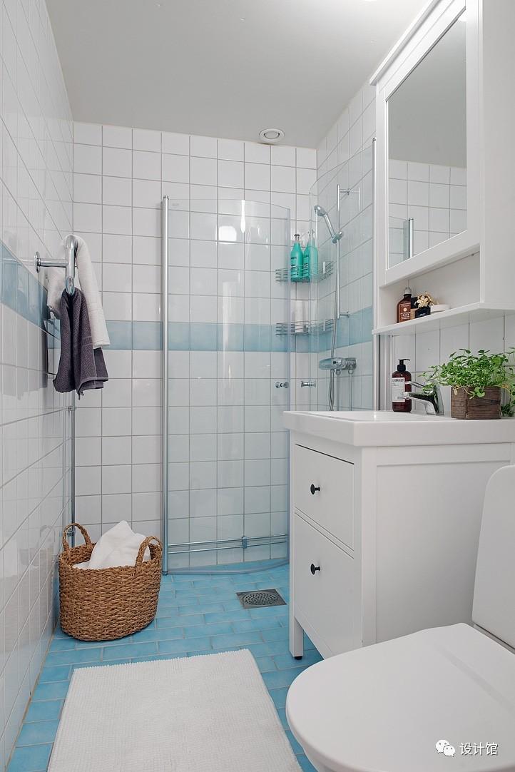 58㎡明快北欧公寓,一个人的生活也很美妙 阳光,大衣橱,一个人的生活,北欧,公寓 第25张图片
