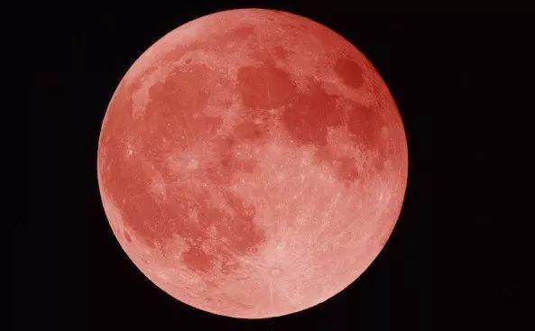 错过等三年!加拿大下周将出现超级血狼月全食! 来这儿,大气层,错过,三年 第4张图片