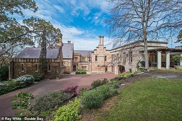 中国富翁豪掷1750万美元购买悉尼豪宅,作为圣诞礼物送给17岁儿子 ... 福布斯,王庆辉,王佳乐,中国,富翁 第4张图片