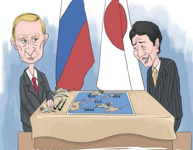 自作聪明!日本不知收敛激怒俄罗斯,安倍想见普京恐怕难了! ... 伊戈尔,俄方,日俄,自作聪明,日本 第3张图片
