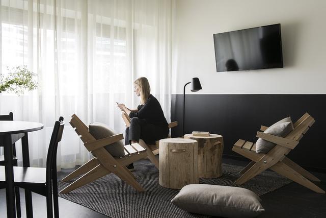 「案例」Oslo挪威各种风格的公寓式酒店 挪威,案例,各种,风格,酒店 第6张图片