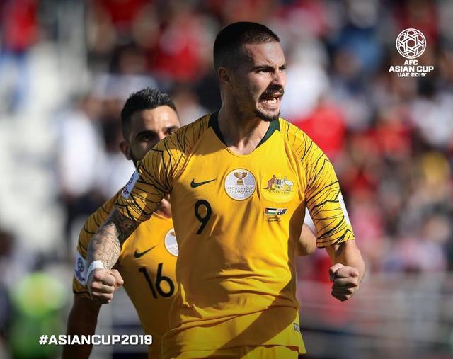 澳大利亚3-0巴勒斯坦,广州富力旧将破门 科诺,巴赫达里,马比尔,分钟,刚刚 第1张图片
