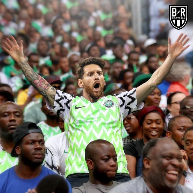阿根廷有救了!尼日利亚1-0领先冰岛!阿根廷下轮取胜大概率出线 ... 世界杯小组赛,北京时间,冰岛,领先,阿根廷 第1张图片