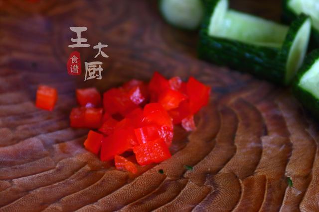 彩色午餐黄瓜拼盘的家常做法,马上过年了,学会年夜饭露一手 ... 彩色,午餐,黄瓜,拼盘,家常 第8张图片