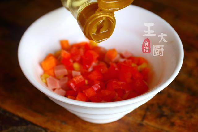 彩色午餐黄瓜拼盘的家常做法,马上过年了,学会年夜饭露一手 ... 彩色,午餐,黄瓜,拼盘,家常 第10张图片