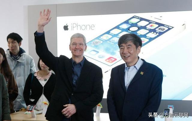 苹果在中国的iPhone手机开始降价以吸引中国消费者 苹果,在中,中国,中国的,手机 第5张图片