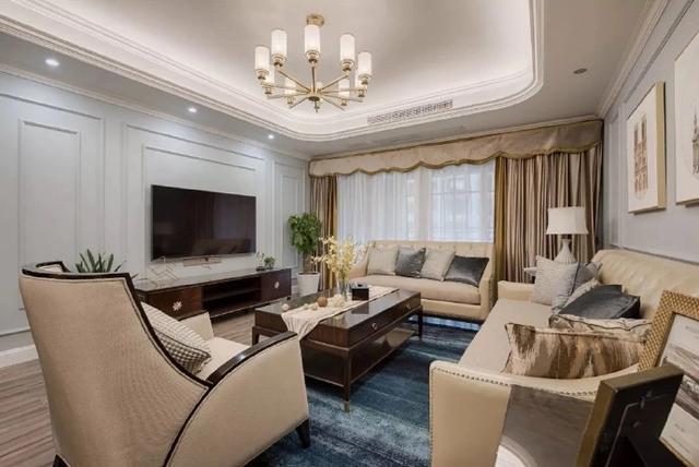 110平米家居设计,小美风格!北京装修网分享! 小美,家居设计,风格,北京,装修 第5张图片