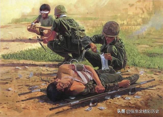 越战中没被打死的美国士兵,为何回国后,反而成批成批地自杀 ... 越战,打死,美国,美国士兵,士兵 第2张图片