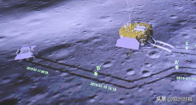 嫦娥四号任务圆满成功 未来中国将开展更多国际合作 嫦娥,嫦娥四号,任务,圆满,成功 第3张图片