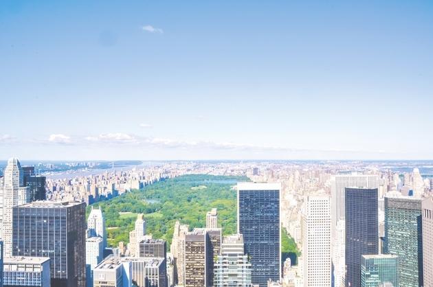 """城市跳动的脉搏 纽约:?#25353;?#38544;隐于市""""的中央公园"""