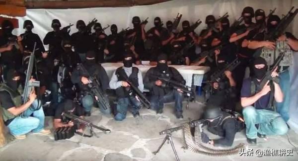 特种部队改行贩毒,每年800亿美元助墨西哥黑帮横扫拉美 特种,特种部队,部队,改行,贩毒 第2张图片