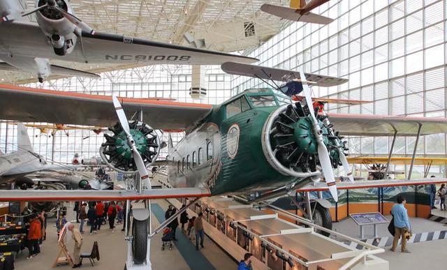 来参观一下西雅图的飞行博物馆,了解不一样的飞机 参观,一下,西雅图,飞行,博物 第1张图片