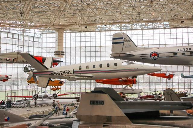 来参观一下西雅图的飞行博物馆,了解不一样的飞机 参观,一下,西雅图,飞行,博物 第4张图片