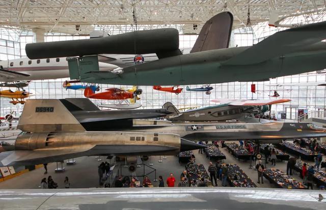 来参观一下西雅图的飞行博物馆,了解不一样的飞机 参观,一下,西雅图,飞行,博物 第5张图片