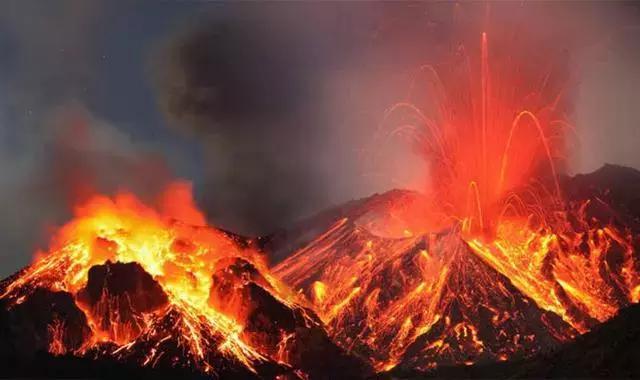 美国地质调查局报告令人担忧,加州7座活火山可能引发可怕大灾难 ... 沙斯塔火山,山体滑坡,热带风暴,美国,地质 第2张图片