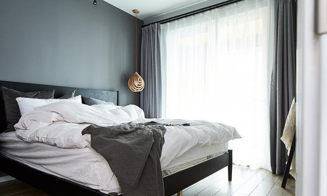 83平米的房子装修只花了8万,现代风格让人眼前一亮!-和谐家园装修 ... 现代风格,眼前一亮,装修,房子,房子装修 第5张图片