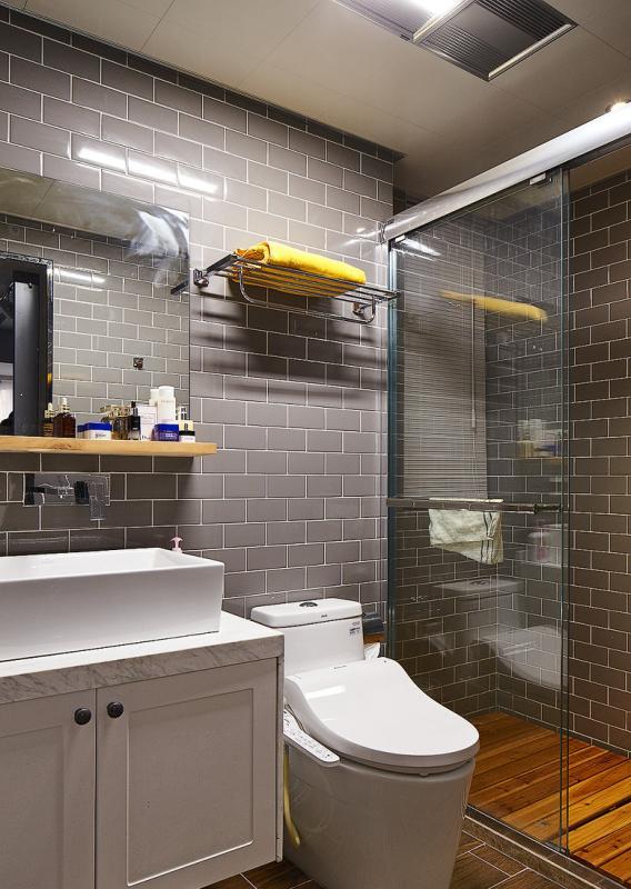 83平米的房子装修只花了8万,现代风格让人眼前一亮!-和谐家园装修 ... 现代风格,眼前一亮,装修,房子,房子装修 第6张图片