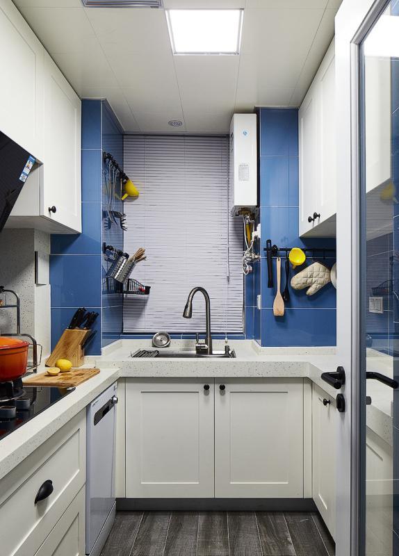 83平米的房子装修只花了8万,现代风格让人眼前一亮!-和谐家园装修 ... 现代风格,眼前一亮,装修,房子,房子装修 第7张图片