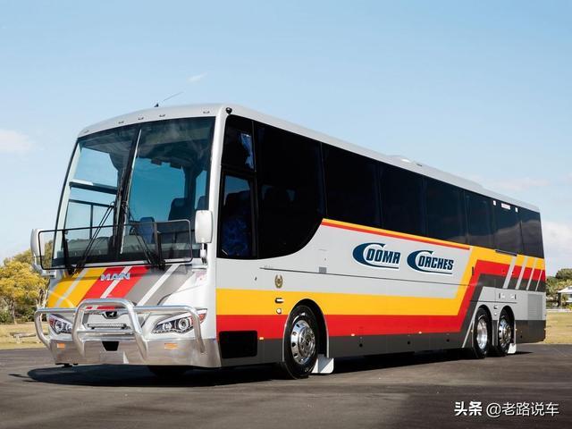 500马力2500N.m!澳大利亚最强劲的客车就是它 商用车,客车,平衡,强劲,就是 第1张图片