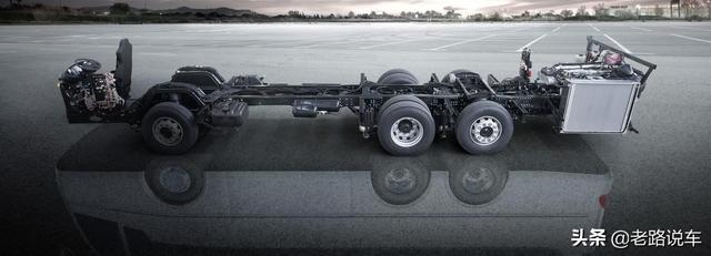 500马力2500N.m!澳大利亚最强劲的客车就是它 商用车,客车,平衡,强劲,就是 第2张图片