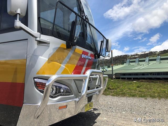 500马力2500N.m!澳大利亚最强劲的客车就是它 商用车,客车,平衡,强劲,就是 第6张图片