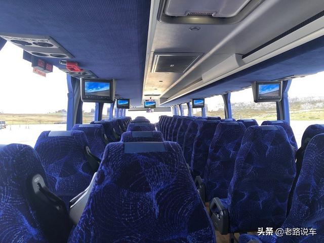 500马力2500N.m!澳大利亚最强劲的客车就是它 商用车,客车,平衡,强劲,就是 第11张图片