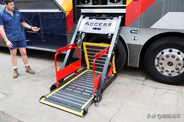 500马力2500N.m!澳大利亚最强劲的客车就是它 商用车,客车,平衡,强劲,就是 第13张图片