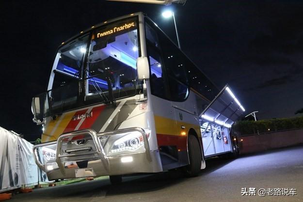 500马力2500N.m!澳大利亚最强劲的客车就是它 商用车,客车,平衡,强劲,就是 第14张图片