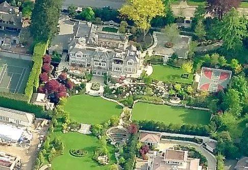 那个3亿全款买豪宅的中国土豪,最近在温哥华买了辆布加迪,交了$90万的税... ... 那个,豪宅,中国,国土,土豪 第21张图片