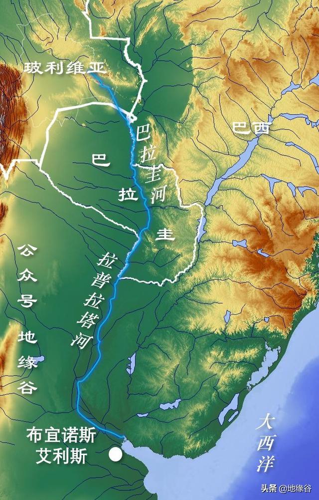 玻利维亚是怎么被巴西宰割的?地缘谷 玻利维亚,利维亚,怎么,巴西,宰割 第15张图片