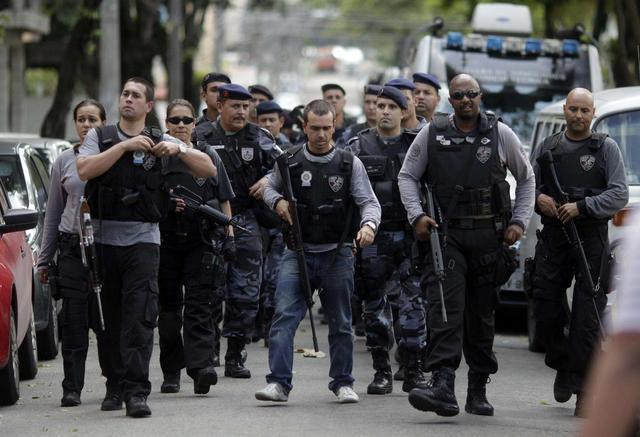 """巴西的""""暴力监狱""""让人大开眼界,米帅进去都不想""""越狱""""了 ... 巴西,暴力,暴力监狱,监狱,人大 第2张图片"""
