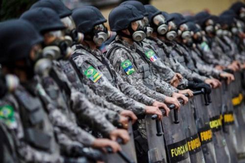 """巴西的""""暴力监狱""""让人大开眼界,米帅进去都不想""""越狱""""了 ... 巴西,暴力,暴力监狱,监狱,人大 第5张图片"""