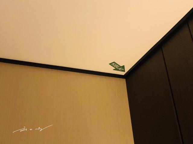 马来西亚的酒店房间天花板上都有个小箭头,你知道是做什么的吗? ... 发现,刘小顺,酒店,房间,天花板 第3张图片