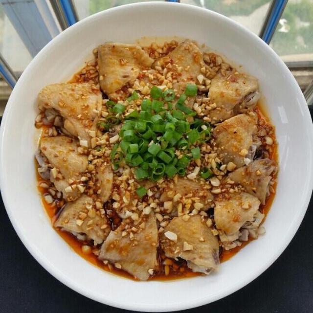 鲜嫩可口的15道口水鸡做法,早学早受益,每次连汁都不剩! 芝麻,大头,烧热油,鲜嫩,可口 第6张图片