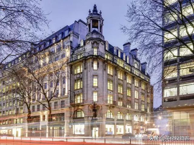 """香港""""酒店国王""""斥资2亿抄底伦敦市中心,欲改造成地标级酒店 ... 香港,酒店,国王,斥资,抄底 第2张图片"""
