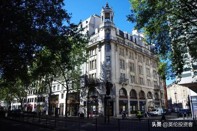 """香港""""酒店国王""""斥资2亿抄底伦敦市中心,欲改造成地标级酒店 ... 香港,酒店,国王,斥资,抄底 第3张图片"""