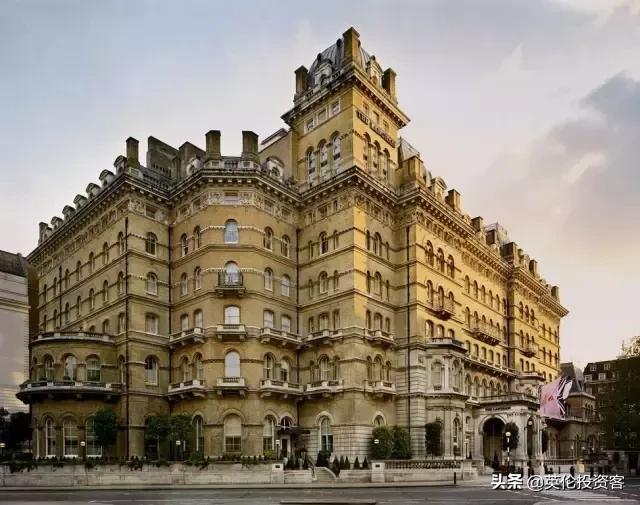 """香港""""酒店国王""""斥资2亿抄底伦敦市中心,欲改造成地标级酒店 ... 香港,酒店,国王,斥资,抄底 第13张图片"""