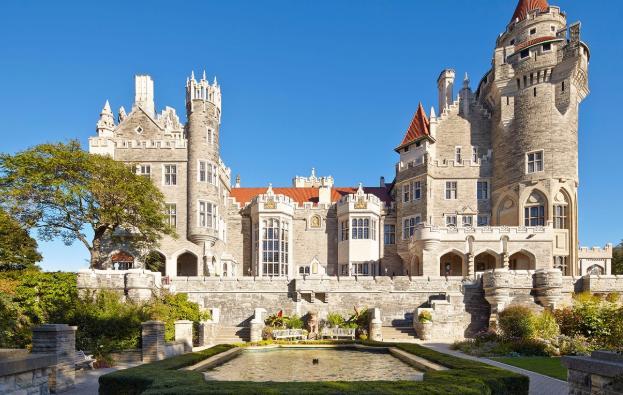 欧洲城堡很多,在中国却很少见到,两位美国网民的回答很特别 ... 欧洲,欧洲城堡,很多,在中,中国 第1张图片