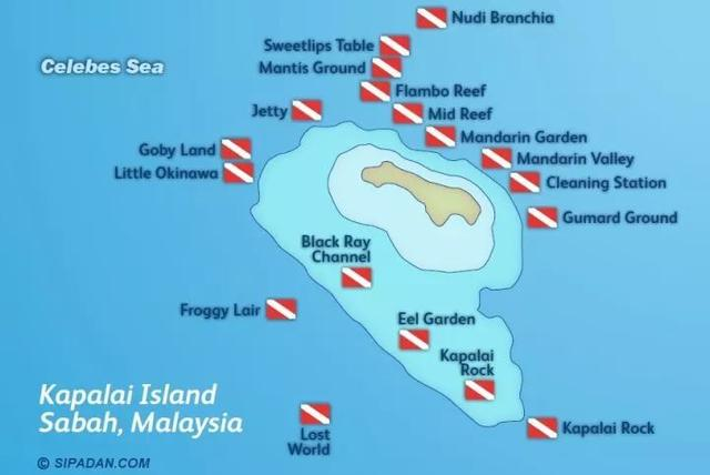 马来西亚最适合潜水的6个地方,少去一个,人生都不算圆满! ... 马来西亚,西亚,适合,潜水,个地方 第29张图片
