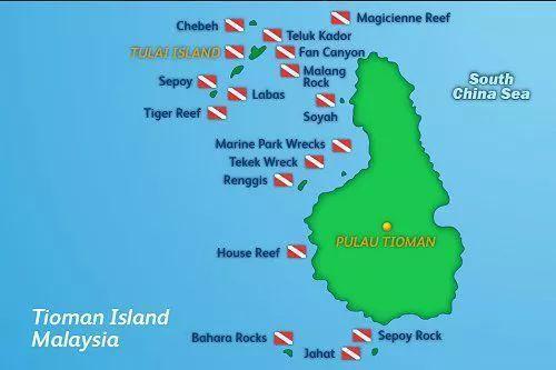 马来西亚最适合潜水的6个地方,少去一个,人生都不算圆满! ... 马来西亚,西亚,适合,潜水,个地方 第34张图片