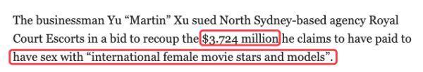 澳洲华人富商怒砸$370多万澳币寻刺激, 最后竟落得一场空...... ... 澳洲,澳洲华人,华人,富商,怒砸 第6张图片
