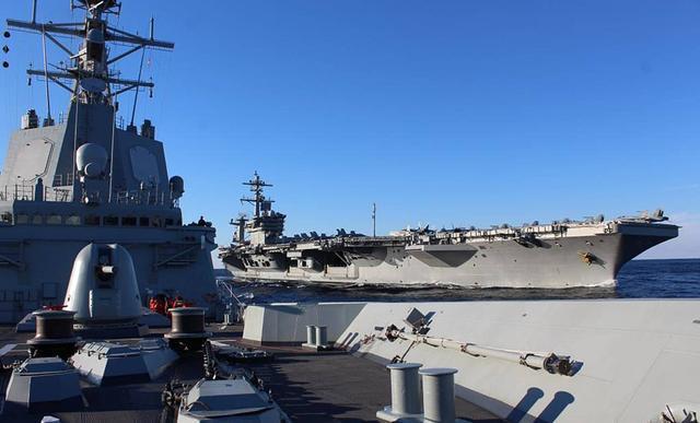 盟友不干了!西班牙撤走护卫舰,拒绝与美军航母前往波斯湾 ... 罗伯斯,门德斯,努涅斯,盟友,不干 第1张图片