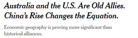 """反转?!忽然之间,美国盟友都在对华""""示好"""" 莱斯利,反转,忽然之间,美国,盟友 第5张图片"""