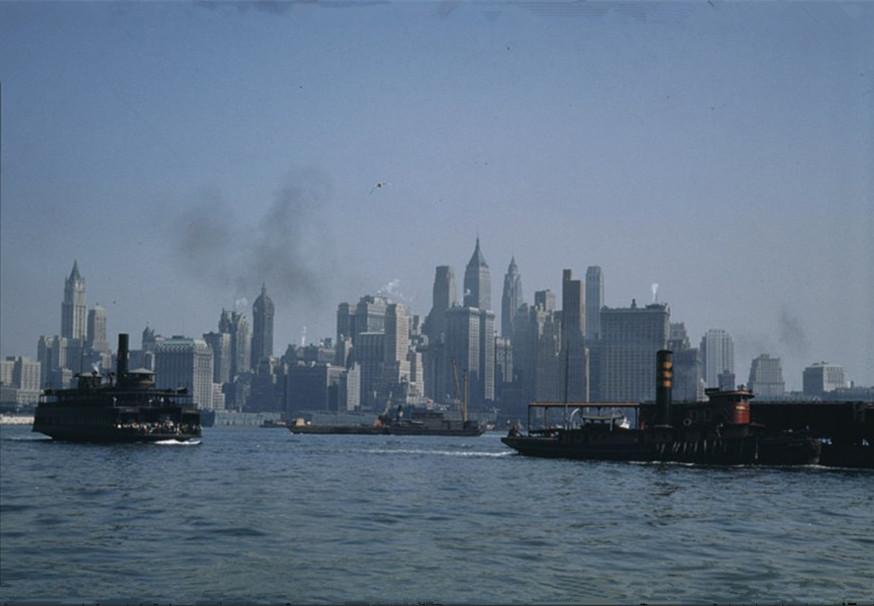 这是40年代初的美国纽约,这是二战时期的纽约 海外华人,唐人街,中国城,这是,年代 第2张图片