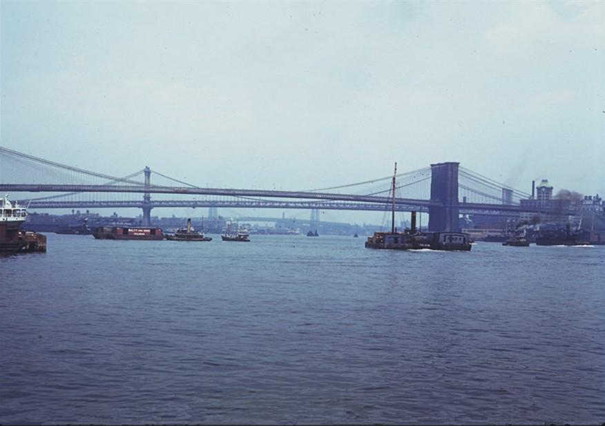 这是40年代初的美国纽约,这是二战时期的纽约 海外华人,唐人街,中国城,这是,年代 第3张图片