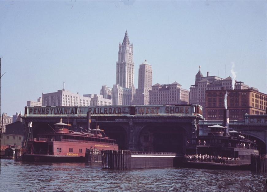 这是40年代初的美国纽约,这是二战时期的纽约 海外华人,唐人街,中国城,这是,年代 第4张图片