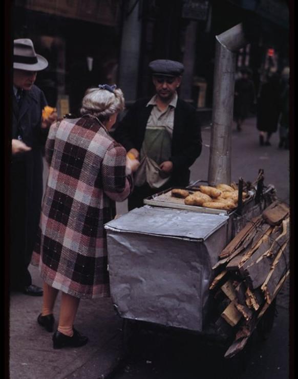 这是40年代初的美国纽约,这是二战时期的纽约 海外华人,唐人街,中国城,这是,年代 第6张图片